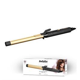 מסלסל שיער קרמי מוזהב למראה מתולתל טבעי תוצרת BABYLISS דגם C425E קני קבלי מסלסל מיני מתנה !