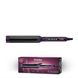 מסלסל שיער קרמי מסדרת סנסנטיב תוצרת BABYLISS דגם C638E קני קבלי מסלסל מיני מתנה