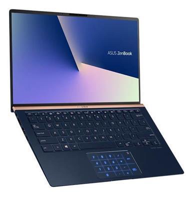 """מחשב נייד """"13.3 8GB מעבד Intel® Core™ i5-8265U תוצרת ASUS דגם UX333FA-A3068T"""
