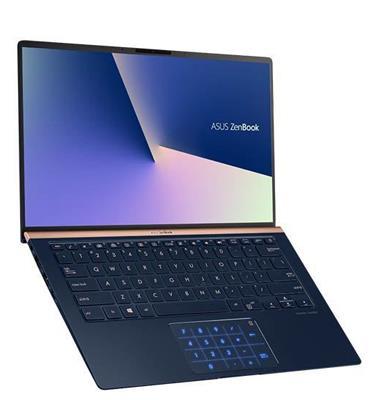"""מחשב נייד """"13.3 8GB מעבד Intel® Core™ i7-8565U תוצרת ASUS דגם  UX333FA-A3114T"""