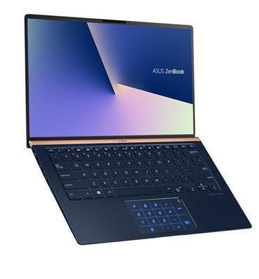 """מחשב נייד """"14 8GB מעבד Intel® Core™ i5-8265U תוצרת ASUS דגם UX433FA-A5090T"""