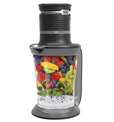 קוצץ מזון ובלנדר מקצועי בנפח 1.4 ליטר 700 וואט להכנת מזון משקאות ושייקים מבית NINJA דגם PS102