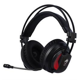 אוזניות גיימיינג הכוללת מיקרופון מובנה עם כפתור השתקה פונקציית רטט מבית DRAGON דגם EDGE-VBASS