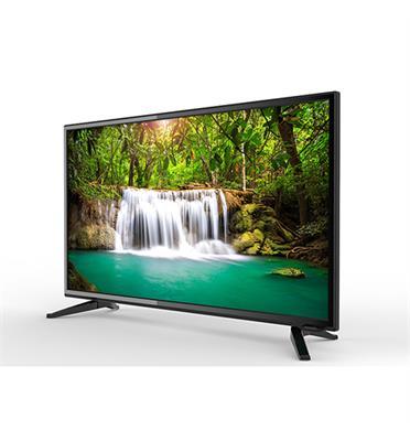 """טלויזיה 32"""" בגוון שחור מבריק  HD Ready נורמנדה דגם: LE32H-C32"""