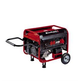 גנרטור חד/ תלת פאזי 2 ב-1 מקצועי בעל מנוע בנזין 4 פעימות מבית Einhell דגם TC-PG 5500 WD