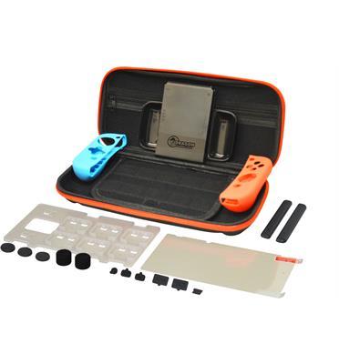 פנקו את הסוויץ' ערכת אביזרים ועזרים מושלמת למשחק בתוך הבית ומחוצה לו מבית DRAGON דגם GPSW-01