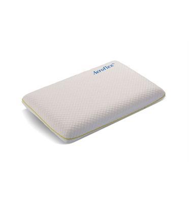 כרית אורטופדית Visco היפואלרגית לילדים בשילוב קמומיל לשינה מושלמת מבית Aeroflex דגם CHAMOMILE