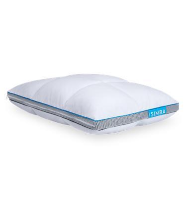 כרית ויסקו אורטופדית בהתאמה אישית לכל משתמש לשינה מושלמת נוחה ובריאה מבית Aeroflex דגם SIMBA