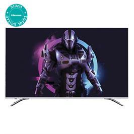 """טלוויזיה 43"""" LED SMART TV 4K תוצרת Hisense דגם H43A6500IL"""