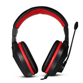 אוזניות גיימינג עיצוב ארגונומי וקל משקל,ייתן לכם תחושה שאתם בתוך המשחק מבית MARVO דגם H8321