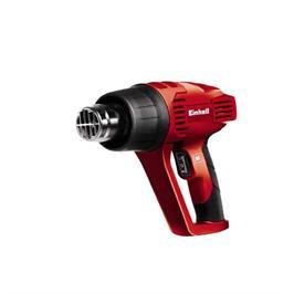 אקדח חום אלקטרוני מקצועי ונוח לשימוש בהספק של 2000W מבית Einhell גרמניה! דגם TH-HA 2000/1