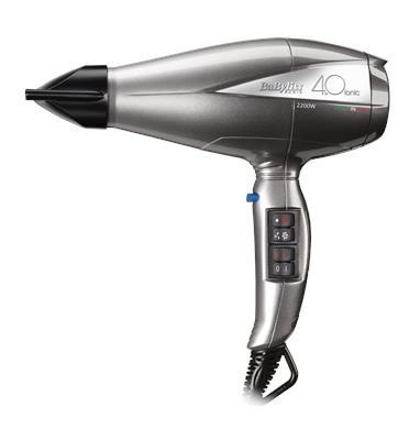 מייבש שיער מקצועי 2200 ואט פיה צרה תוצרת BABYLISS דגם BA-6675ILE