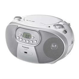 מערכת שמע סטריאופונית ניידת עוצמת הגברה מוסיקלית כוללת של 4Watt תוצרת Panasonic דגם RX-DU10