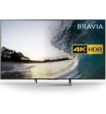 """טלוויזיה """"43 SMART TV 4K תוצרת SONY דגם KD-43XE7096 מתצוגה"""