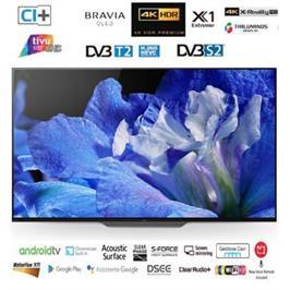 """טלויזיה """"65 4K BRAVIA OLED Android TV תוצרת SONY. דגם KD-65AF8BAEP מתצוגה"""