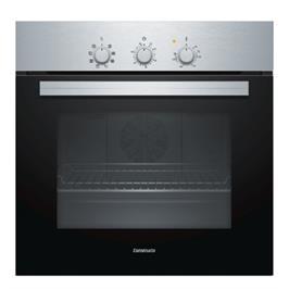 תנור אפיה בנוי 65 ליטר 5 תוכניות בגימור נירוסטה תוצרת CONSTRUCTA דגם CF1M21050Y