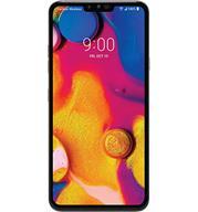 """סמארטפון """"6.4 128GB בעל 5 מצלמות תוצרת LG דגם LG V40 יבואן רשמי רונלייט"""