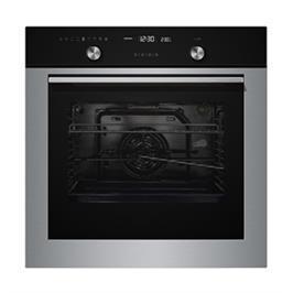 תנור אפיה בנוי 70 ליטר 10 תוכניות בישול פירוליטי צבע נירוסטה תוצרת SAUTER דגם GALAXY BI7070P