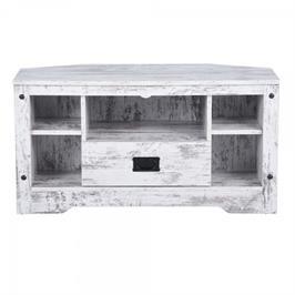 שידה מושלמת כבסיס לטלוויזיה ולנוי בסגנון וינטג' מבית HOMAX דגם אוולין
