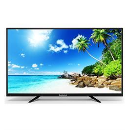 """טלוויזיה """"50 SMART TV 4K בצבע שחור תוצרת LENCO דגם LD-50A4KD"""
