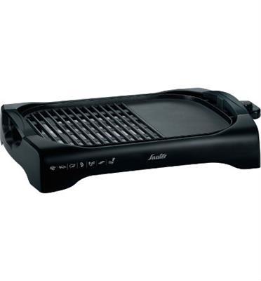 פלטת צלייה בריאותית דו צדדית 2200 וואט תוצרת SAUTER דגם TG629