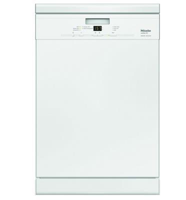 """מדיח כלים 60 ס""""מ 14 מערכות כלים לבן מבריק תוצרת MIELE דגם G4940SCW"""