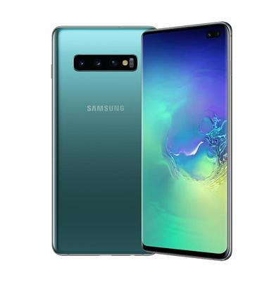 """סמארטפון""""6.4 512GBמצלמה 16+12+12MPמבית Samsungדגם Galaxy S10 PLUS יבואן רשמי"""