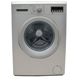 """מכונת כביסה פתח קדמי 9 ק""""ג 1000 סל""""ד צג אלקטרוני צבע כסוף תוצרת LACASA דגם LC900PS"""