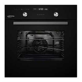 תנור בנוי 70 ליטר 9 מצבי הפעלה צבע שחור תוצרת CRYSTAL דגם BO70GB