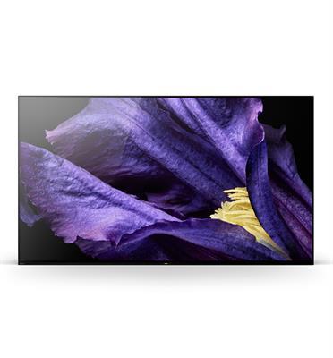 """סדרת יוקרה טלוויזיה 65"""" 4K BRAVIA OLED TV עיצוב דק במיוחד ללא מסגרת תוצרת SONY דגם KD-65AF9BAEP"""