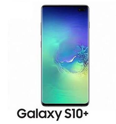 """סמארטפון """"6.4 128GB מצלמה 16+12+12MP מבית Samsung דגם +Galaxy S10"""