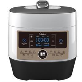 סיר לחץ חשמלי לבישול 8 ב-1 מסדרת InstaChef תוצרת MIDEA דגם MY-SS6062
