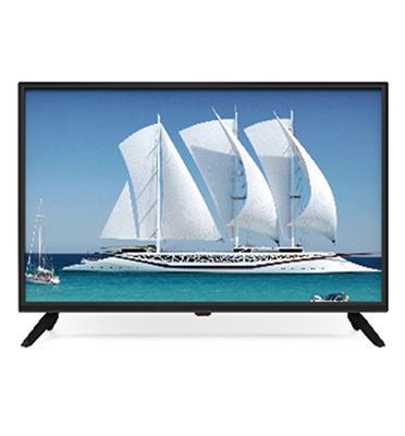 """טלוויזיה 32"""" HD Ready  מסך דק בעיצוב יוקרתי בגוון שחור מבריק תוצרת Normande דגם NTV3400"""
