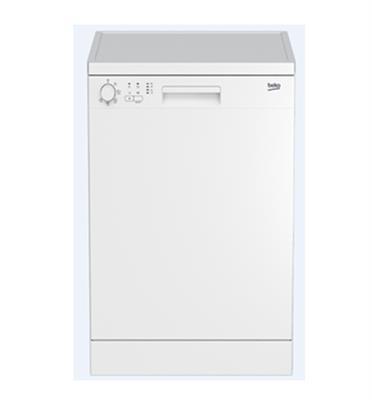 מדיח כלים רחב 12 מערכות כלים צבע לבן תוצרת BEKO דגם DFN05313W