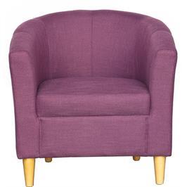 כורסא מעוצבת נעימה ומפנקת מוסיפה טאץ נעים ויחודי לכל חדר תוצרת HOMAX דגם ניל