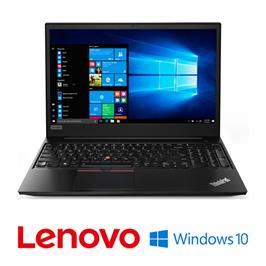 """מחשב נייד 15.6"""" 8GB מעבד Intel Core i7-8565U תוצרת LENOVO דגם 20NBS01U00"""
