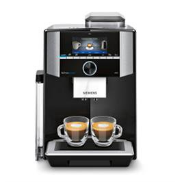 מכונת קפה אוטומטית שליטה מרחוק על המוצר 19 בר 1500W תוצרת SIEMENS דגם TI9553X9RW