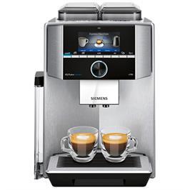 מכונת קפה אוטומטית מיכל פולים כפול 19 בר 1500W תוצרת SIEMENS דגם TI9573X1RW