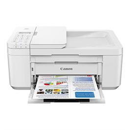 מדפסת משולבת סורק פקס ומכונת צילום חיבור WIFI תוצרת CANON דגם TR4550