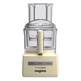 מעבד מזון מקצועי מנוע אינדוקציה תעשייתי משופר 950W תוצרת MAGIMIX CS-4200 JCRXL Premium קרם