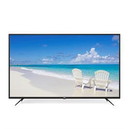 """טלוויזיה חכמה """"65 ברזולוציית 4K UHD אנדרואיד 7 תוצרת MEG דגם CRD65-SMART7-4KY"""
