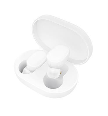אוזניות Bluetooth Air עיצוב אלגנטי ואיכותי תוצרת XIAOMI דגם Mi True Wireless Earbuds
