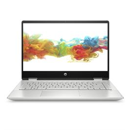 """מחשב נייד """"14 8GB מעבד  Intel Core i5–8265U תוצרת HP דגם Pavilion x360 Convert 14 - dh0002nj"""