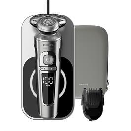 מכונת גילוח קרבה מקסימלית נוחות ללא פשרות חוויות שימוש פרמיום תוצרת PHILIPS דגם SP9861/16