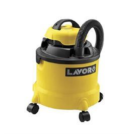 שואב אבק יבש /רטוב בהספק 1000W קומפקטי מעולה לניקוי בתים מכוניות מבית LAVOR דגם DVC 12PT