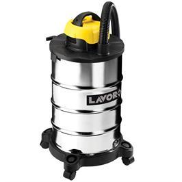 שואב אבק יבש/רטוב 270 בר נפח של 30 ליטר קומפקטי מעולה לניקוי בתים ועוד מבית LAVOR דגם DVC30XT