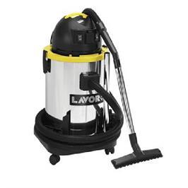 שואב אבק יבש / רטוב  270 בר  בנפח של 50 ליטר להסרת לכלוך יבש ורטוב מבית LAVOR דגם GB 50 XE