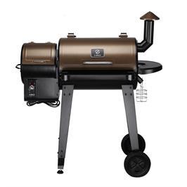 מעשנת מיוחדת ווד פלאט גוף חימום חשמלי 250W עוצמת חום של 250 מעלות תוצרת ZGRILL דגם A450 + כיסוי