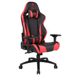 כיסא גיימינג XL  כולו מספוג מוזרק השומר על צורת הכיסא לאורך זמן מבית DRAGON דגם ZEUS
