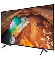 "טלוויזיה ""55 4K FLAT QLED SMART TV תוצרת SAMSUNG דגם QE55Q60R"